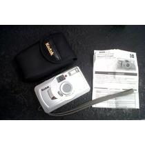 Bonita Cámara Fotográfica Kodak Ec 200, De 35 Mm