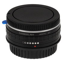 Adaptador Usar Lentes Sony Alpha A-mount En Canon Eos Maa