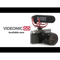 Microfono Vmgo Rode Videomic Go On Super Cardio