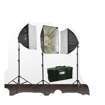 Estudio Fotográfico Kit Completo Ephoto 3600 Video Estudio