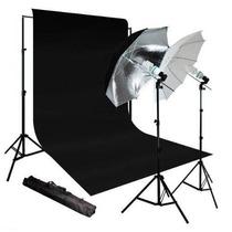 Iluminacion Continua Estudio Fotografico Profesional Omm