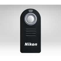 Original!! Control Remoto Nikon Ml-l3 Genino Disparador