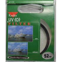 Filtro Uv 55mm Mca Kenko Envio Gratis!! Canon Nikon
