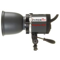 Socket Con Reflector Interfit Stellar X Tungsten 500w Vv4