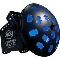 Iluminacion American Dj Vertigo Hex Led Moonflower Nuevo Vv4