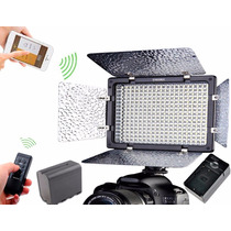 Lampara Yongnuo 300 Led Ver Iii Con Bluetooth Bicolor