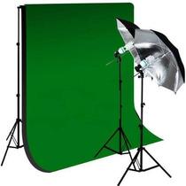 Set De Luz 10x10 Para Estudio Fotográfico Limo Estudio