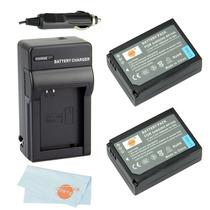 Dos Baterias Bp1030 Y Cargador Para Samsung Nx1000 Nx2000