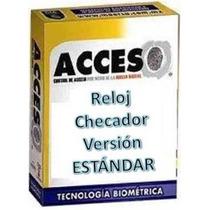 Control De Asistencia & Acceso Para Lectores Zk Ilimitados Y
