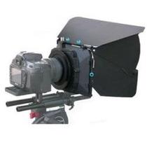 Matte Box Compatible Riel15mm Para 4:3 Y 16:9 Wide Angle Hm4