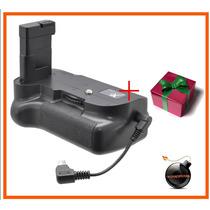 Empunadura Grip Mb-d10 Bateria En-el14 P/nikon D5100 D5200