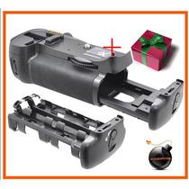 Empunadura Grip Mb-d10 Bateria En-el3e Nikon D300 D300s D700