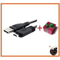 Cable Usb Vmc-md3 Camara Sony Cybershoot Dsc-w350 Dsc-w350p