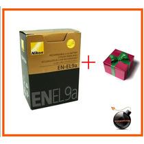 Bateria Original En-el9a El9 Nikon D40 D40x D60 D3000 D5000