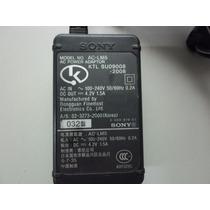 Cargador Sony Adaptador De Corriente Cyber Shot Ac-lm5