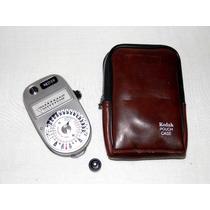 Exposímetro Weston Modelo 348 Usa 1950