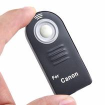 Control Remoto A Distancia Para Canon Disparo Paquete De 7