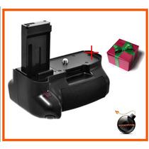 Empunadura Grip Bateria Multi-power P/camara Canon 100d/sl1