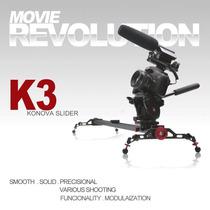 Riel Slider Konova Slider K3 B2-120cm Nuevo Envio Gratis