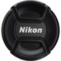 Nikon Tapa Lente Lc-77 (77mm) - Tapa Frontal Original Nikon