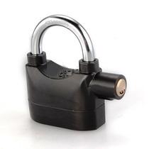 Candado C/ Alarma 110db Integrada! Economico Alta Seguridad