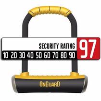Candado U-lock Brute Onguard Máxima Seguridad 97/100