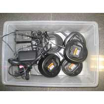 Cargador Con Eliminador Radio Motorola Ep450 Vhf Uhf Camping