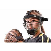 Careta Protectora Ojos Nariz Barbilla Baseball Beisbol Gde