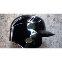 Casco Negro Bateador Zurdo Rawlings 7 5/8