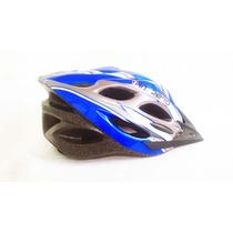 Casco Imperio Para Ciclista Con Luz Trasera-016660