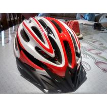 Casco Bicicleta, Patin O Patineta C/luz Regalo