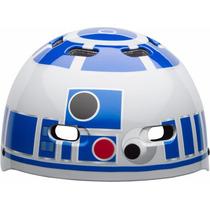 Casco Infantil R2-d2- Star Wars Bicicleta O Patineta