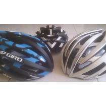 Elegante Casco Ciclismo Bicicleta Giro Aeon Super Ligero