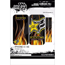 Skin Para Apple Iphone Calca Sticker Decorado