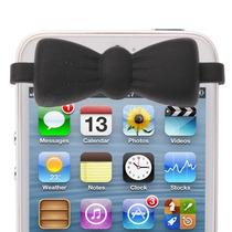 Sticker Iphone 6/6s/5black Entrega10dias Ip5g|4322b