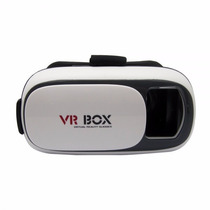 Vr Box Virtual Reality Glasses Sin Control Originales I