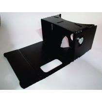 Google Cardboard X1 Plástico - 10 Piezas Dhl Express Gratis