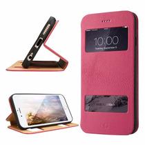 Funda Para Iphone 6 Plus, Labato® Leather Stand Cover