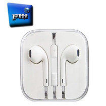 Audifonos Earpods Manos Libres Iphone 5s 5c 5 4s 4 Ipod Ipad