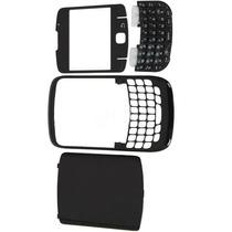Carcasa Cubierta 4 Piezas Para Blackberry 8520