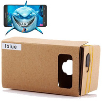 Lentes Realidad Virtual Aumentada Google Cardboard 3d