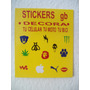 Stickers Exhibidor,1con 100pz.$150.00