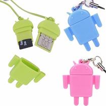 Adaptador Otg Micro Usb A Usb Android | Envío Económico