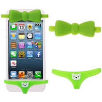 Sticker Iphone 5 Green Entrega10dias Ip5g|4315g