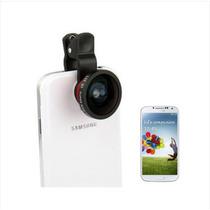 Lente Grande-angular 0,4x Clip De Com Párrafo Samsung Galax