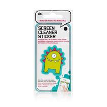 Limpiadores Del Teléfono - Yo Ipod Screen Cleaner Sticker -