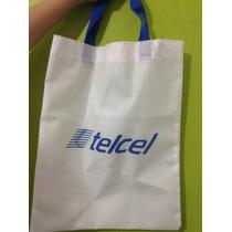 Bolsa #promocional #telcel #celular #telefonia #ecológica