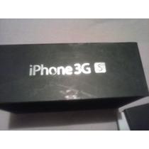 Caja Para Iphone 3g Con Manuales
