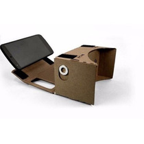 Google Cardboard - 10 Piezas Completas Dhl