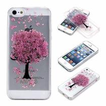 Funda Para Celular Iphone 5 5s Funda-yoption Hecho A Mano Fl